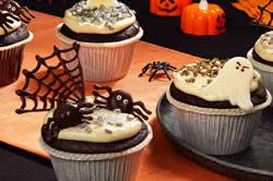 Muffins de Halloween: aprenda a fazer essa delícia temática!