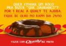 Qualy oferece mais de 3 mil bolos da Galeria dos Pães a R$ 1,00 em parceria inédita com o Rappi