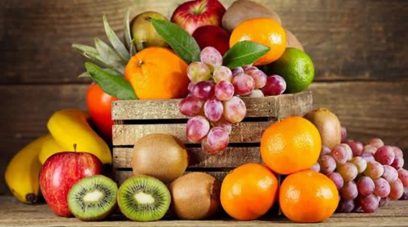 Frutas, legumes e verduras de Novembro