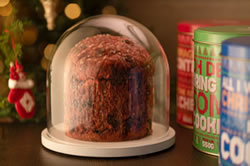 Natal do Mr. Cheney tem Panetone Red Velvet em latas colecionáveis para presentear