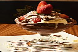 Taça Suprema, da Chocolateria Brasileira