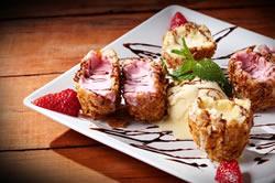Comemore o Dia do Sorvete com tempurá de sorvete da Água Doce