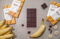 Em homenagem ao Dia da Banana, Maré Chocolate lança kit com tabletes da fruta